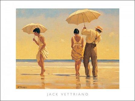 Jack Vettriano - Mad dogs