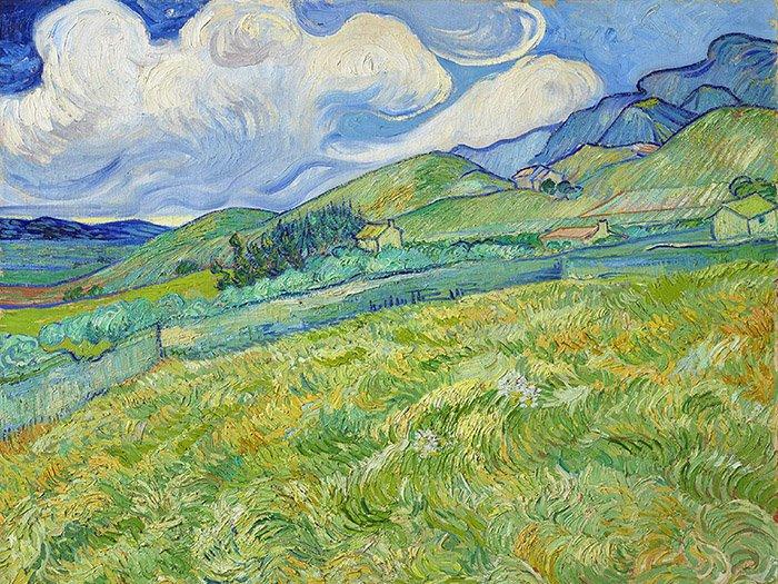 090358 Van Gogh Saint Remy
