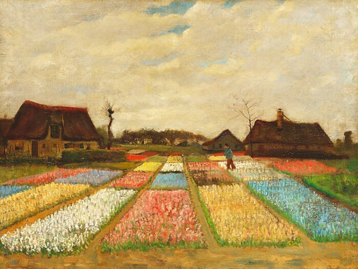 Vincent Van Gogh - Campo di Papaveri