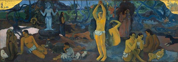 Paul Gauguin - Da dove veniamo