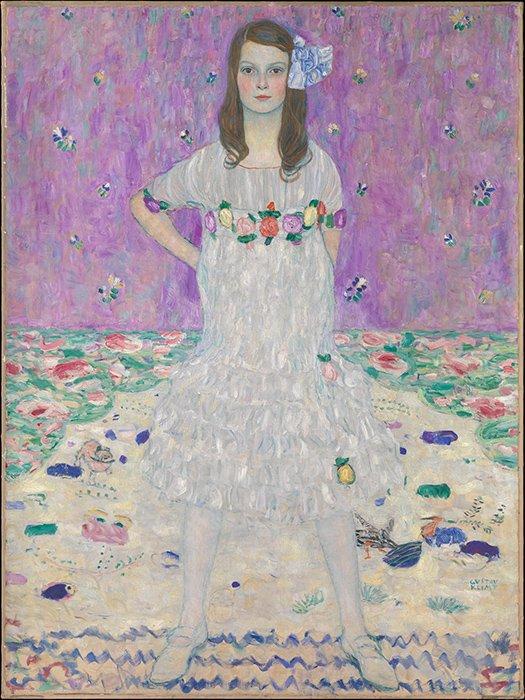 Gustav Klimt - Mada Primavesi