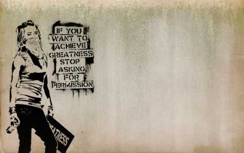 Banksy - Ragazza con la bomboletta