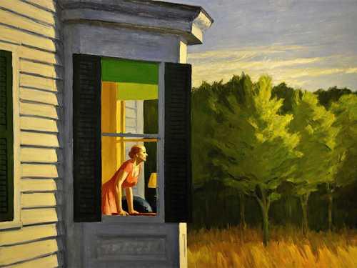 Edward Hopper - Cape Cod Morning