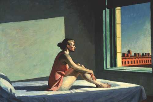 Edward Hopper - Morning Sun