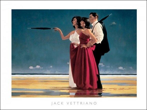 Vettriano The Missing Man I