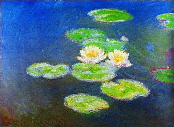Claude Monet - Ninfee 1914-1917