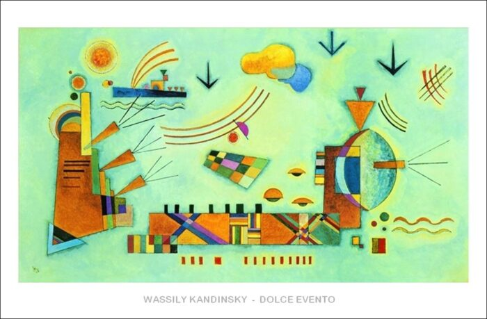 Vasilij Kandinsky - Dolce evento
