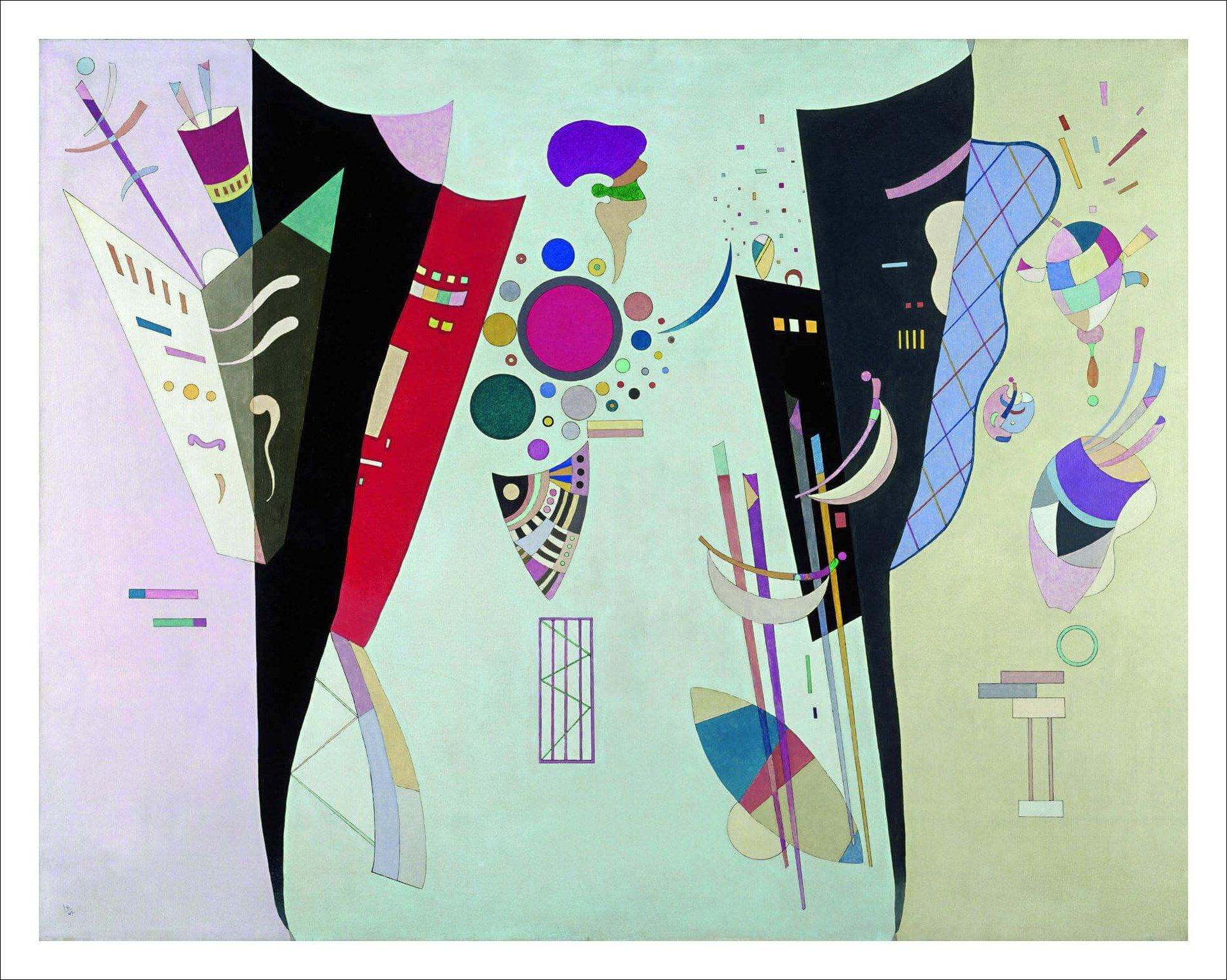 Vasilij Kandinsky - Accordo reciproco