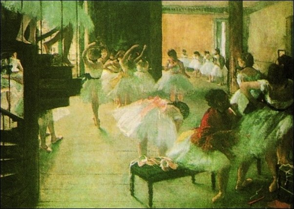32833 Degas Dancing School