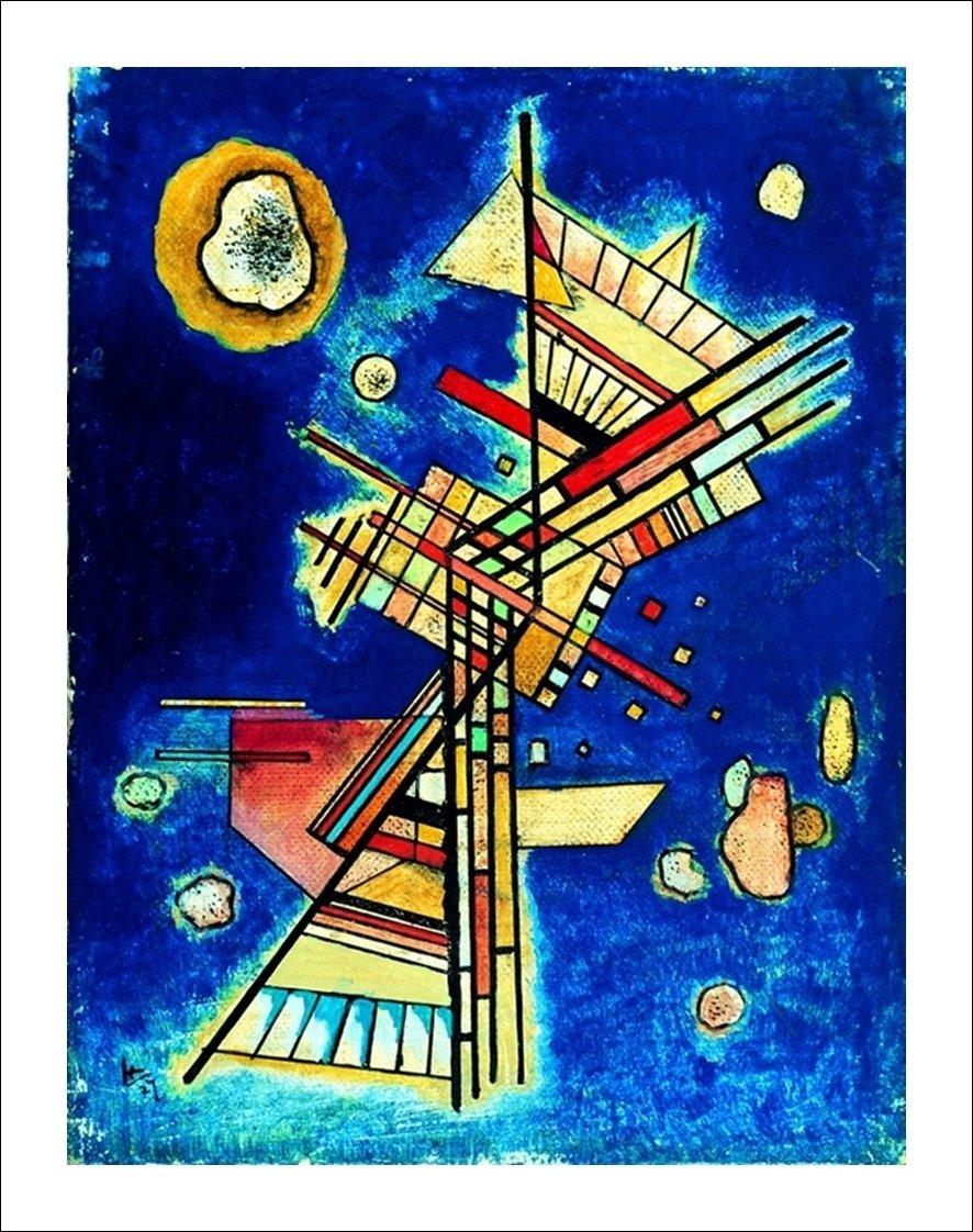 Vasilij Kandinsky - Fraicheur sombre