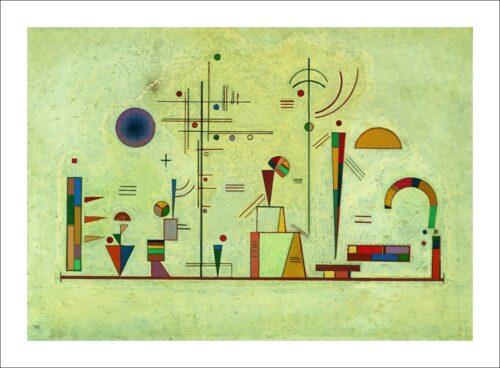 Vasilij Kandinsky - Ernst Spass