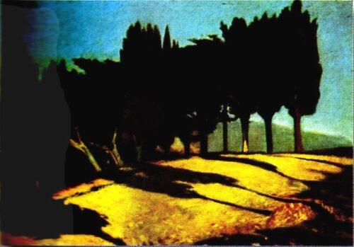 33264 - Abbati - Via di Campagna
