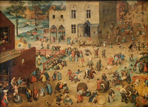 090211 Bruegel Pieter Bambini