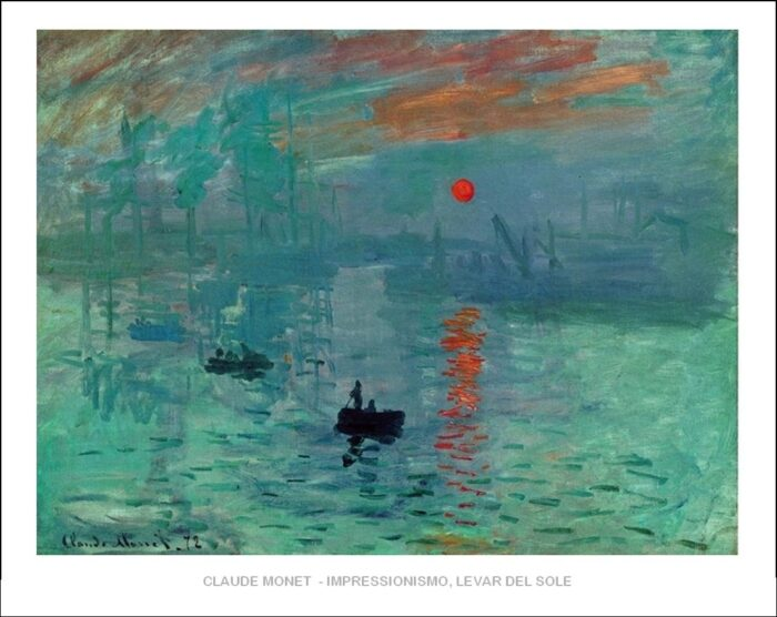 Claude Monet - Levar Del Sole