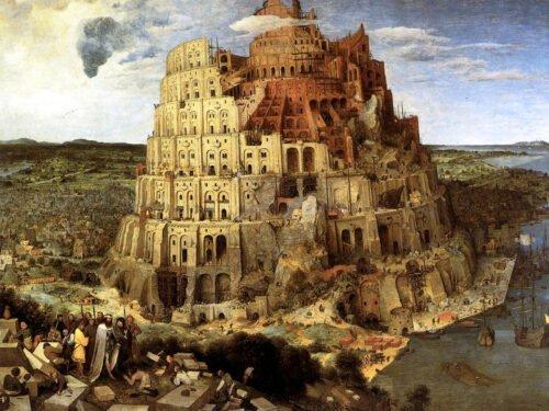 090228 Bruegel Pieter Torre di Babele