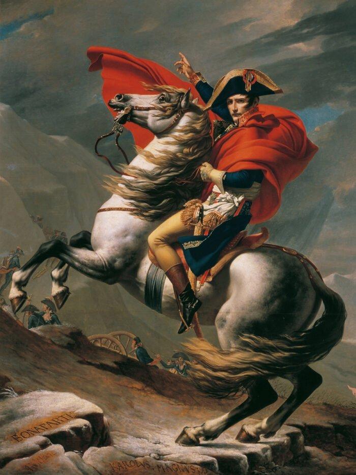 090234 David Louis-Napoleone al Gran San Bernardo