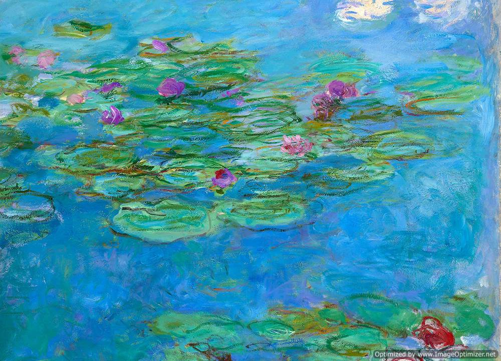 Claude Monet - Ninfee