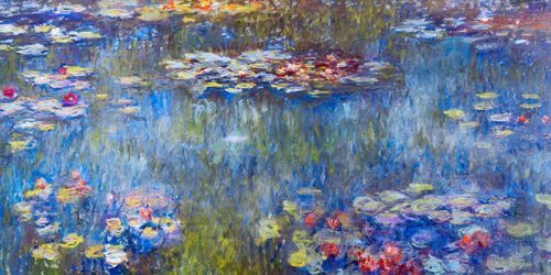 Claude Monet - Le Ninfee