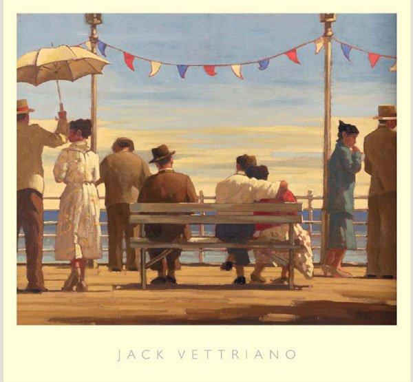 hp206772 Vettriano The Pier