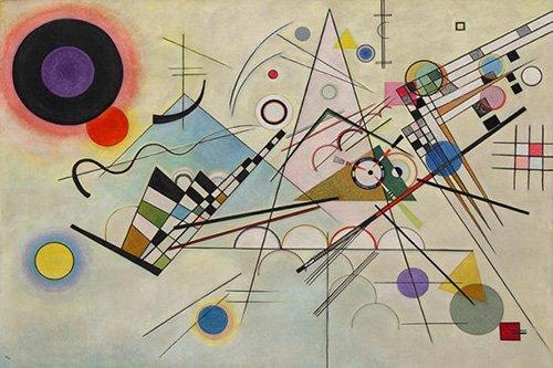 Vasilij Kandinsky – Composizione VIII