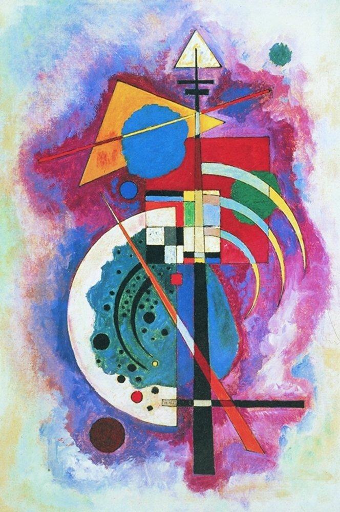 Vasilij Kandinsky - Omaggio a Grohmann