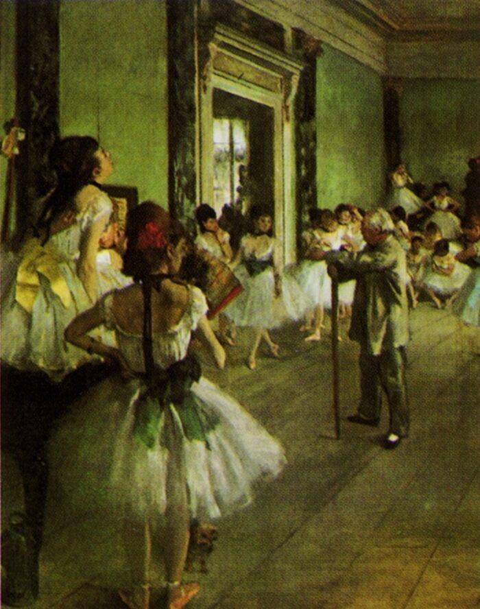 31670 Degas La Classe Di Danza