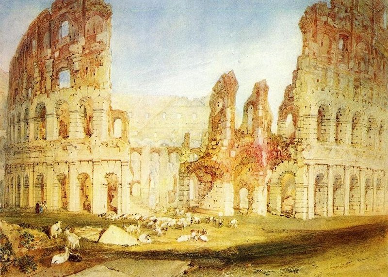 31946 Turner Colosseo