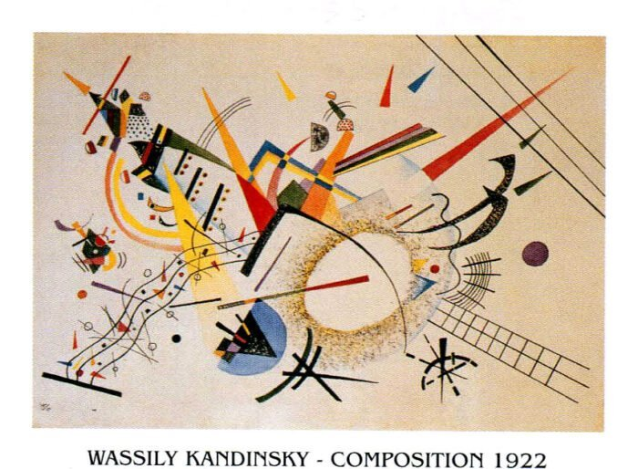 32861 Kandinsky Composition 1922