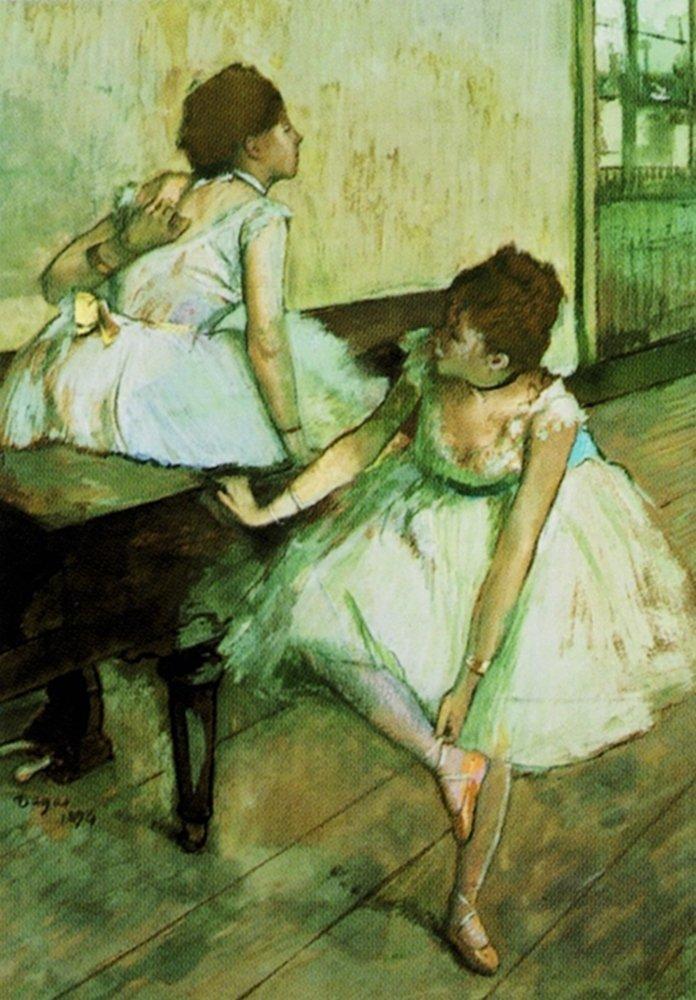 32845 Degas Danseuse Au Repos