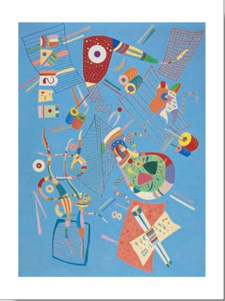 Vasilij Kandinsky - Serenite