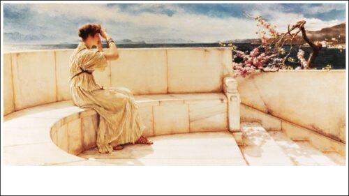 Alma Tadema - Expectations
