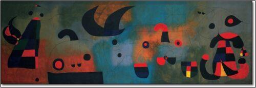 Joan Mirò - Pitture Murali
