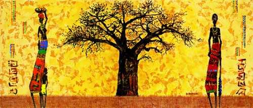 Babakar - Albero Baobab