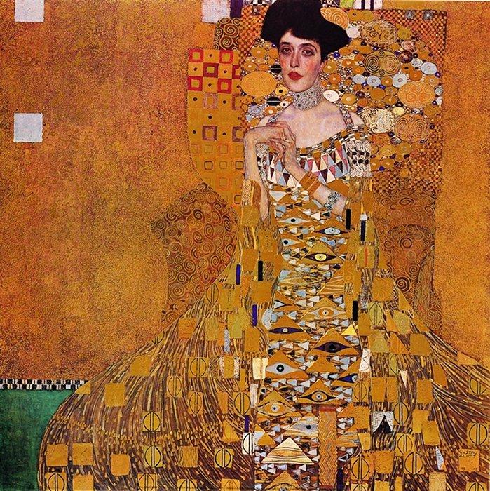 Gustav Klimt - Ritratto di Adele