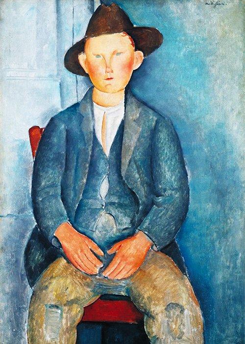 Amedeo Modigliani - Contadinello