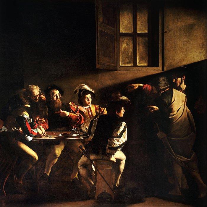 Caravaggio - Il Sogno