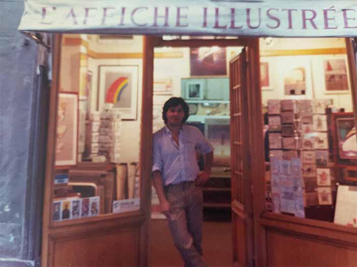 Era l'anno 1977 nasce la storia de L'Affiche Illustree