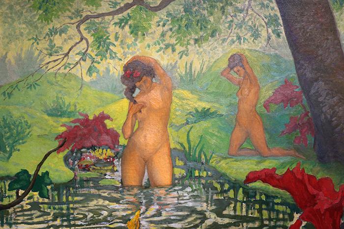Paul Ranson - The Bath