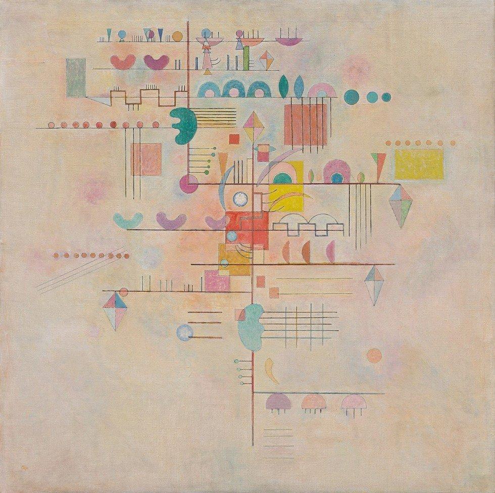 Vasilij Kandinsky - Graziosa salita