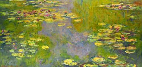 Claude Monet - Ninfee