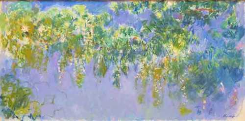 Claude Monet - Glicine
